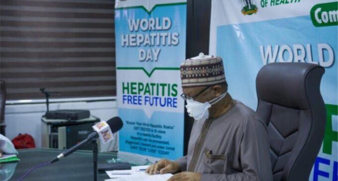Ehanire: Over 18m Nigerians infected with hepatitis