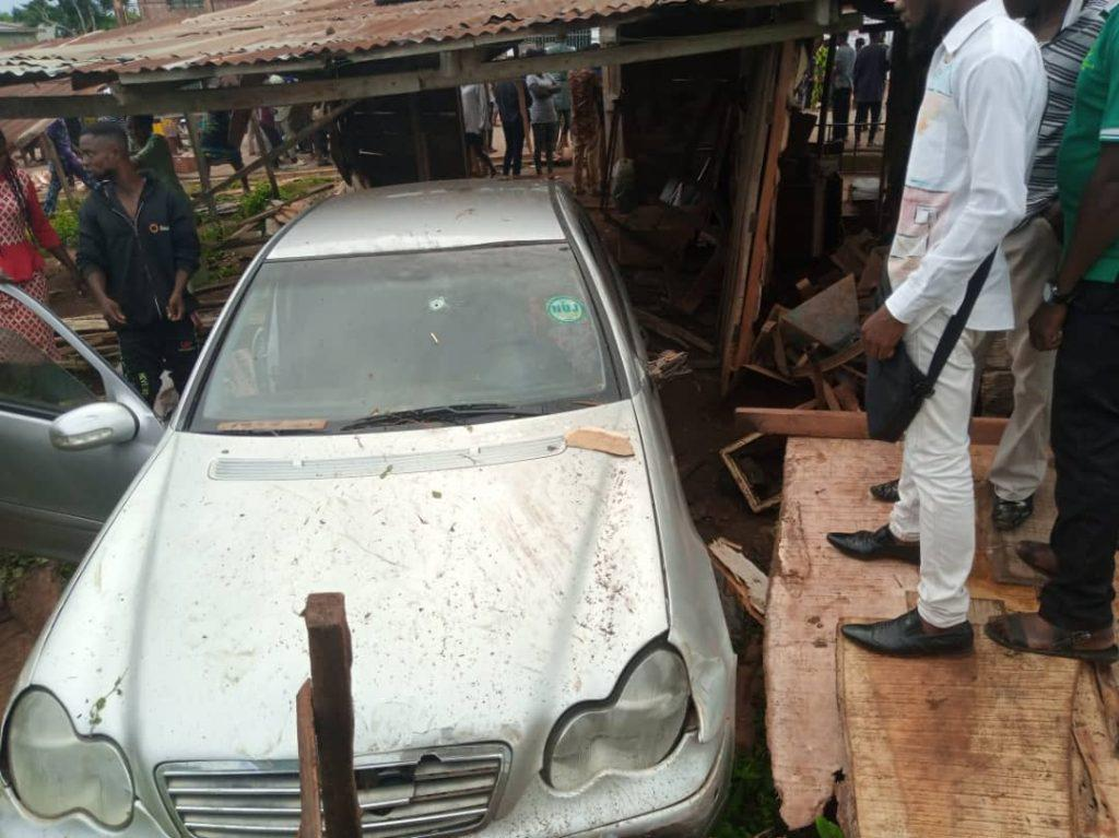 Journalist, policeman shot dead as robbers attack bank in Ondo