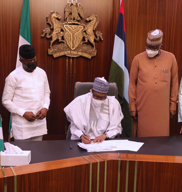 Presidency lists projects to be financed with fresh $4.9bn loan