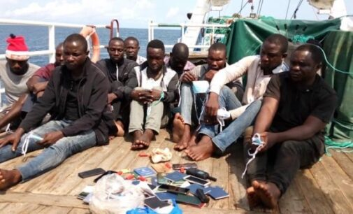 Ten pirates get 12-year jail term for hijacking Chinese vessel