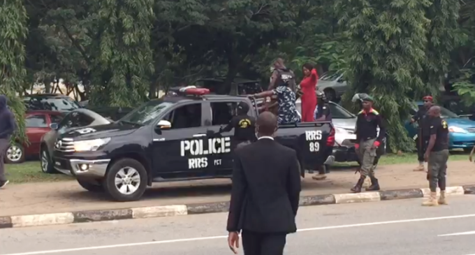 IPOB members arrested at Abuja federal high court