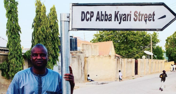 PHOTOS: Abba Kyari, 'super cop', whose Instagram page is the envy of celebrities