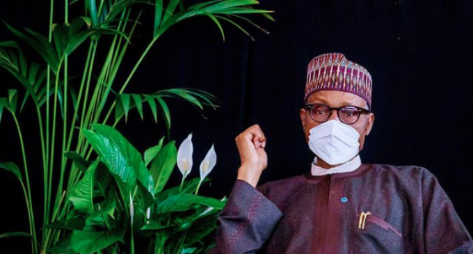 You can't succeed outside your educational qualification, says Buhari at global summit