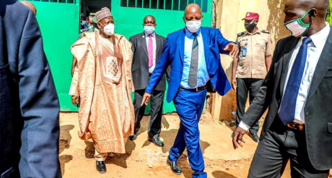 Eid: Ganduje pardons 136 inmates, gives each N5k