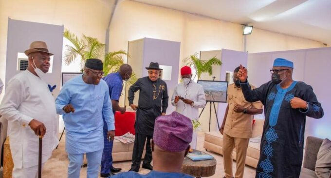 Continuous push back by southern governors