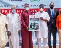 Abdul Samad Rabiu donates N2.5bn to Kwara cancer centre