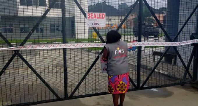 FIRS: We sealed NDDC office in Rivers over outstanding N26bn tax debt