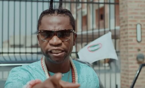 TRENDING VIDEO: 'My car was looted at Lagos port' — Speed Darlington cries out