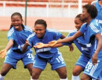 Rivers Angels outclass Niger's AS Police 5-0 in CAF Women's Champions League qualifiers