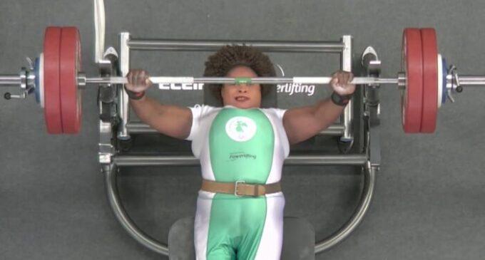 Nigeria's Omolayo wins gold, sets new record at Tokyo Paralympics