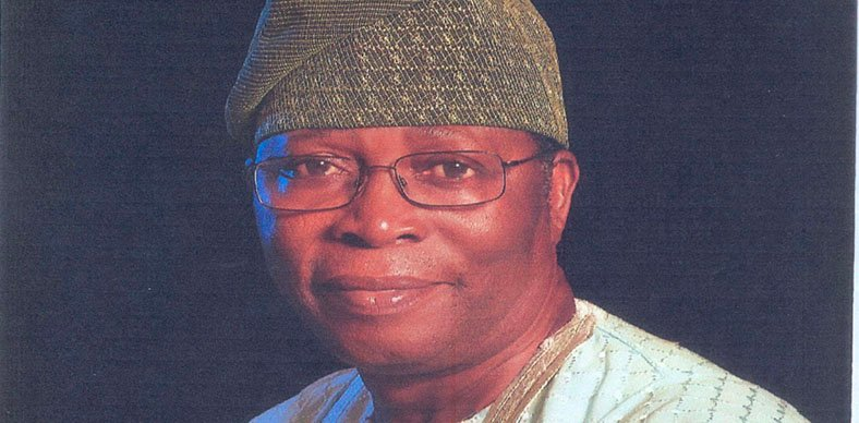 Tunji Olurin, ex-military governor of Oyo, is dead