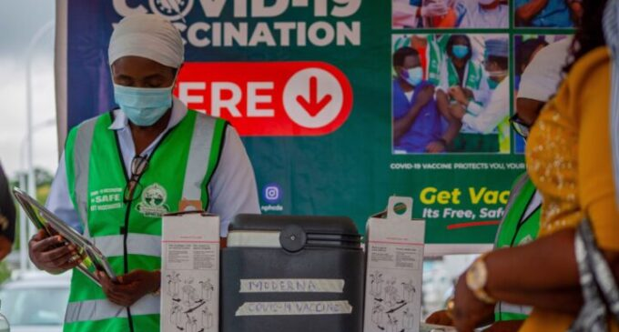 NPHCDA: Over 1.6 million people fully vaccinated against COVID
