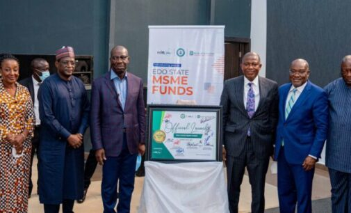 Edo, BOI launch N2bn fund for over 50,000 MSMEs