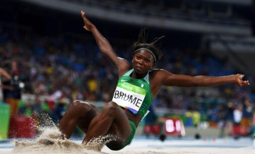 Tokyo Olympics: Ese Brume qualifies for women's long jump final