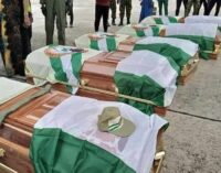 Bodies of corps members who died in road accident airlifted to A'Ibom