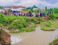 PHOTOS: Flood destroys communities in Osun
