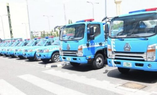 FG approves N187m for purchase of vehicles for FRSC