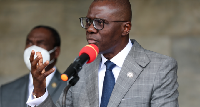 Sanwo-Olu: Funds spent by governors on security enough to finance state police