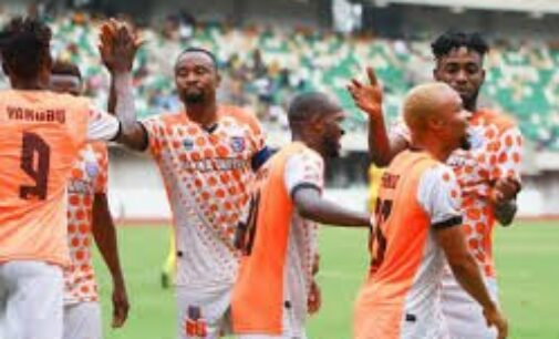 Akwa United defeat MFM to win first-ever NPFL title