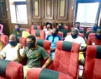 'Respect rule of law' — lawyer asks DSS to release detained Igboho supporters