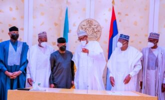 Push for constitutional amendment on debt limit, SERAP tells n'assembly