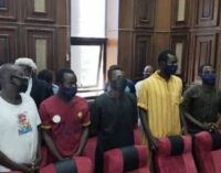 DSS appeals bail granted to Igboho supporters