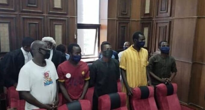 EXTRA: Armed robbers stole DSS case file on Igboho supporters, says lawyer