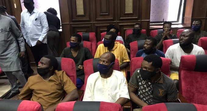 Igboho supporters granted bail after one month in detention