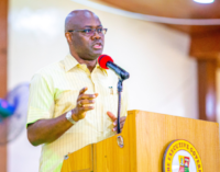 Makinde: I don't know if it is God's will for me to seek a second term