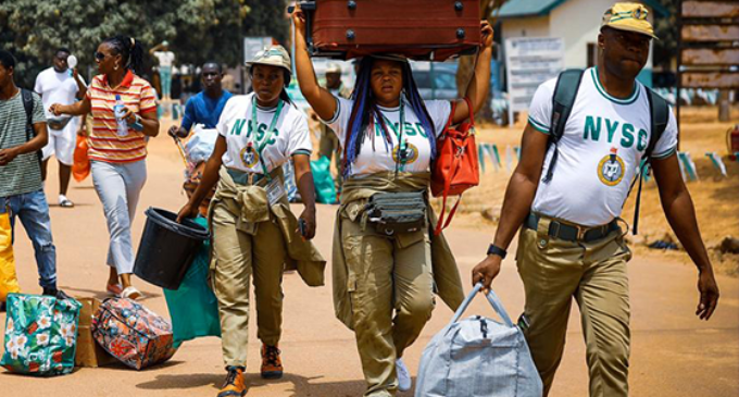 QUESTION: NYSC denies asking corps members plying high-risk roads to prepare ransom — but who issued the handbook?