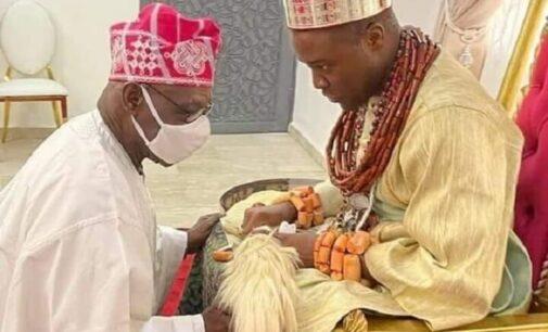 'Don't shun experience of elders' — Obasanjo advises Olu of Warri