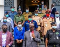 Security situation in Edo relatively calm, says Obaseki