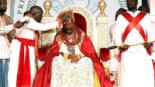 VIDEO: How Tsola Emiko was crowned 21st Olu of Warri