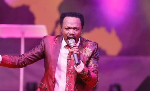 Iginla: Okotie is mentally ill, a disgrace for attacking TB Joshua
