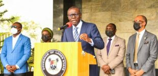 Sanwo-Olu: Lagos recorded average of six COVID deaths daily in one week — we should be worried