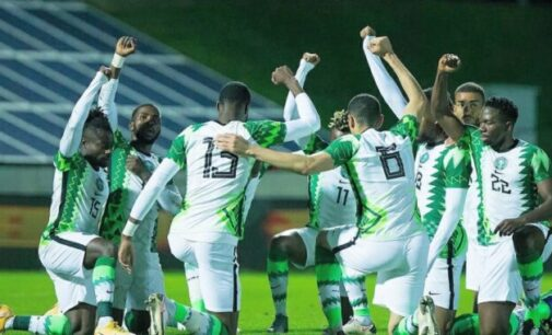W'Cup qualifiers: Super Eagles get revenge in 2-0 win over CAR