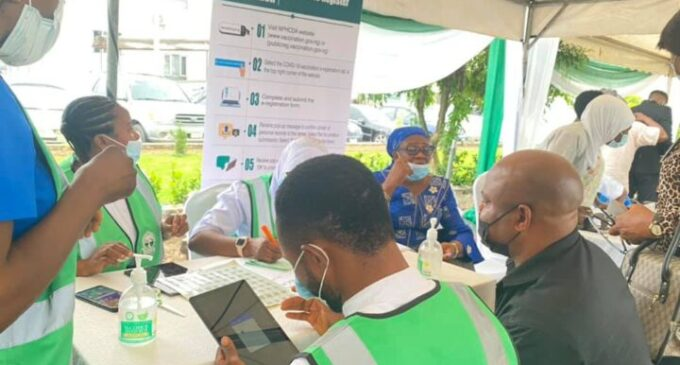 FG begins second phase of COVID vaccination as UK donates 698,880 AstraZeneca doses