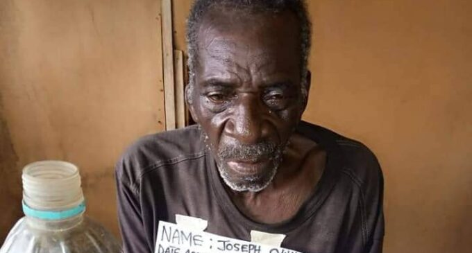 NDLEA arrests '96-year-old ex-soldier' for 'dealing in illicit drugs'