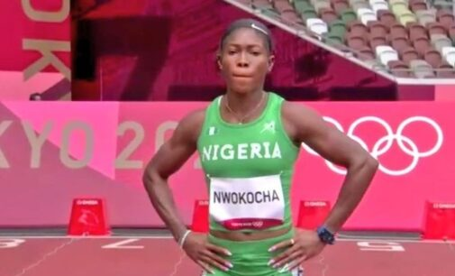 Tokyo Olympics: Nwokocha qualifies for women's 200m semi-finals