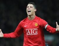 Ronaldo rejoins Manchester United