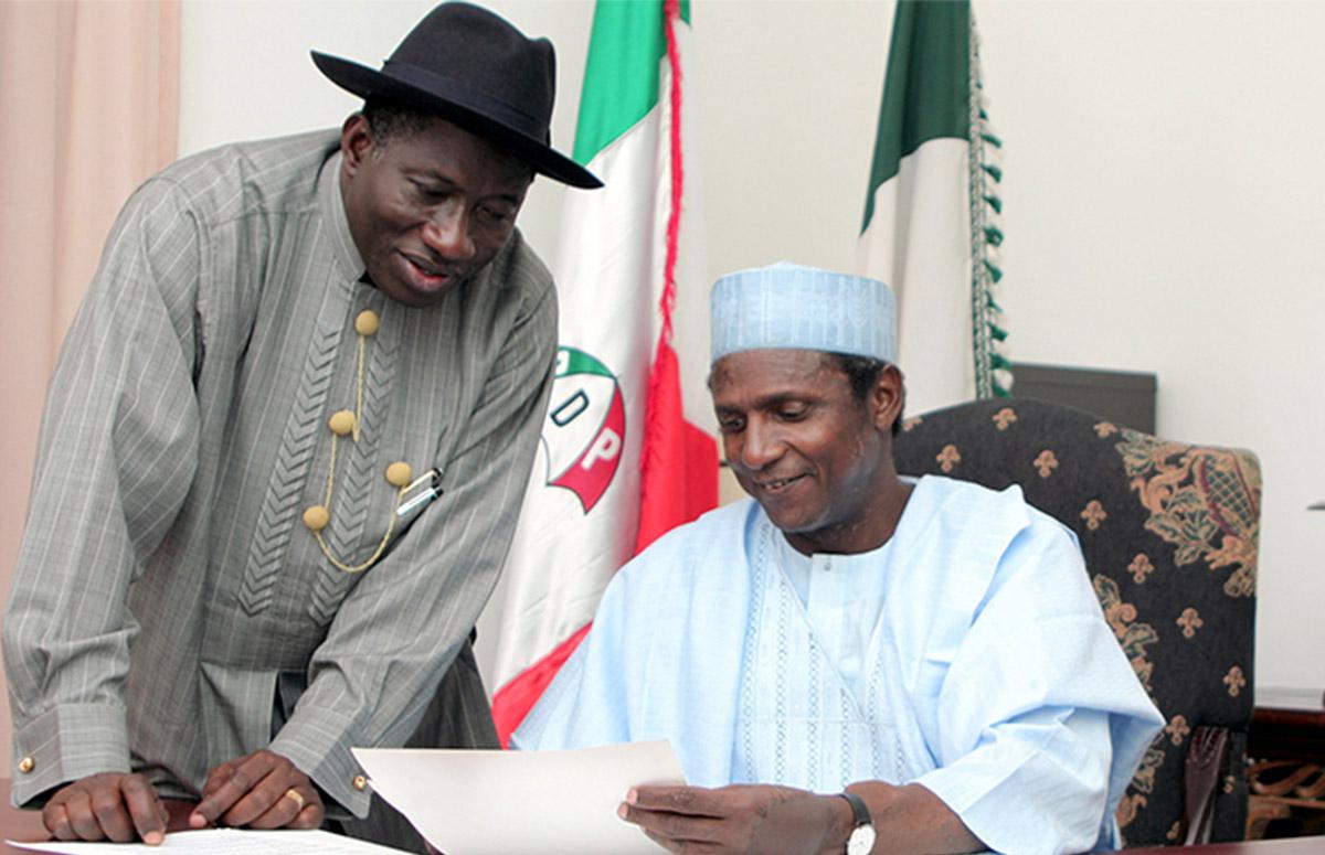 Otedola: How IBB encouraged Jonathan to take charge during Yar'Adua's absence