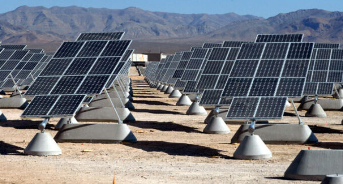 AfDB's 'Desert to Power' project receives $150m from Green Climate Fund