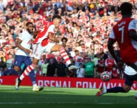 EPL: Arsenal outclass Tottenham in north London derby