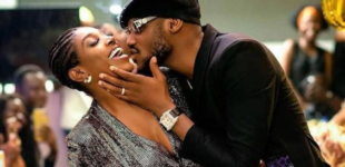 'I'm not without mistakes' — 2Baba posts intimate photo with Annie amid marital crisis