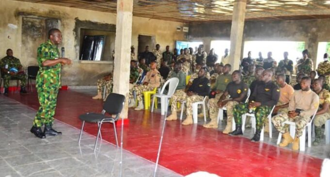 Banditry: Air chief commends troops in Zamfara, warns against 'complacency'