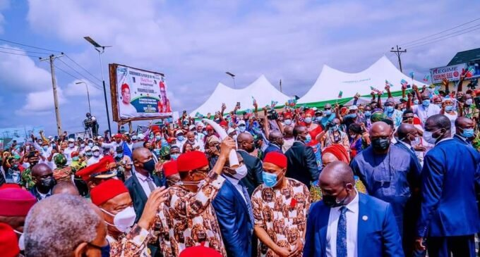 Buhari's outreach to the south-east