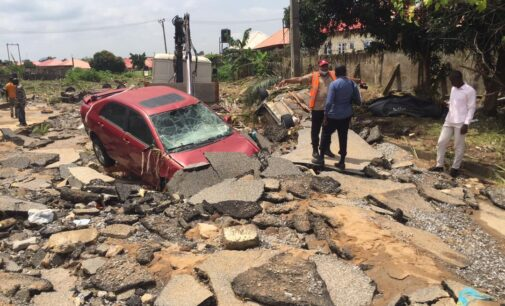 What do we know about disaster risk reduction practices in Nigeria?