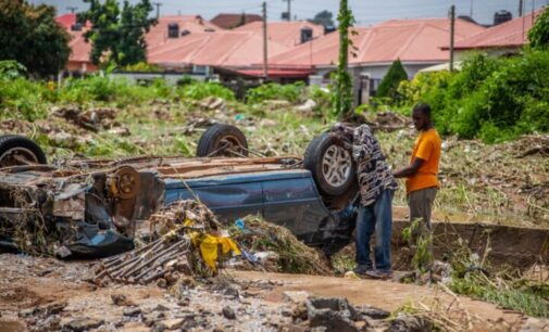 Climate Watch: Heavy rainfall claims lives in Abuja, collapses bridge in Ekiti