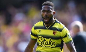 EPL roundup: Dennis scores in Watford's win as Liverpool cruise to the top