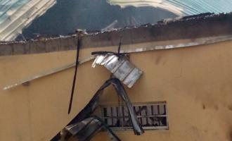Arsonists set ablaze third Enugu INEC office in 2021